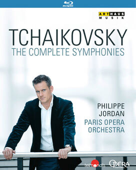 Philippe Jordan - Tchaikovsky - The Complete Symphonies