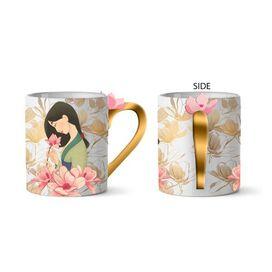 Mulan Blossom Mug