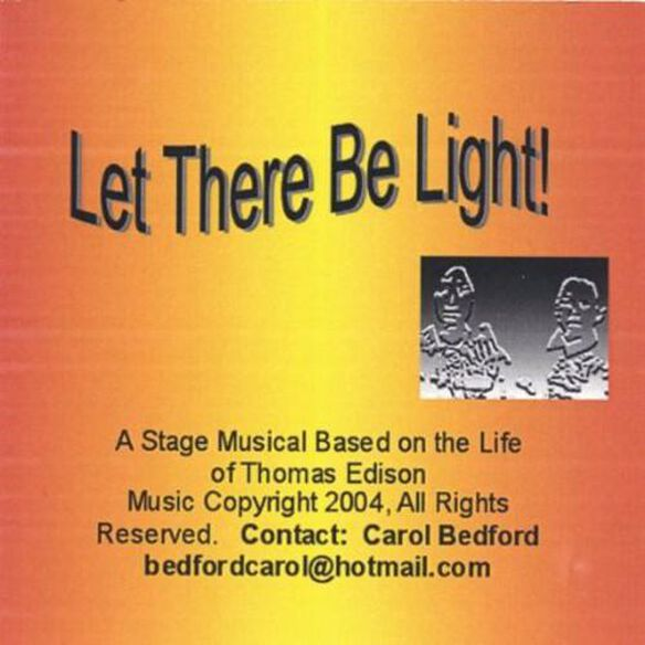Let There Be Light From The Stage Musical Based On