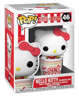 Funko Pop! Sanrio: Hello Kitty x Nissin - Hello Kitty in Noodle Cup