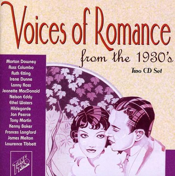 Voices Of Romance / Various