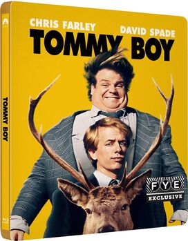 Tommy Boy [Exclusive Blu-ray Steelbook]