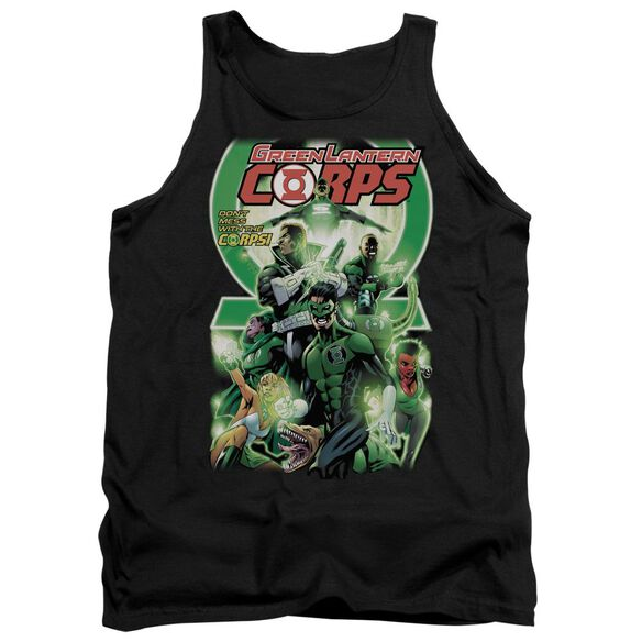 Green Lantern Gl Corps #25 Cover Adult Tank