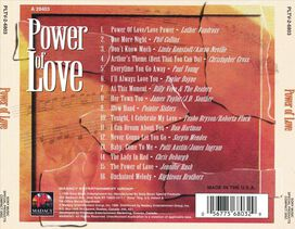 Various Artists - Ultimate 16: Power of Rock
