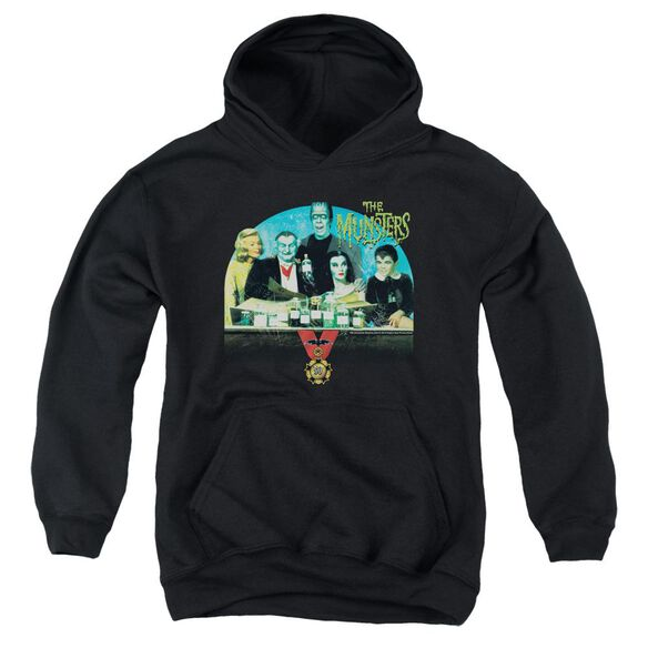 The Munsters 50 Year Potion Youth Pull Over Hoodie