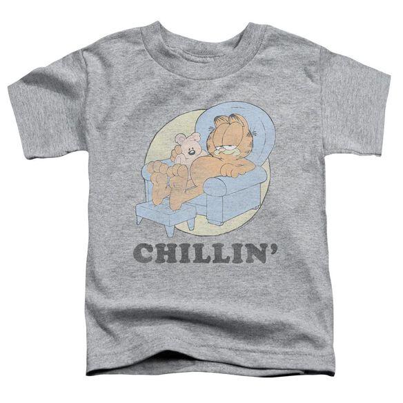 GARFIELD CHILLIN-S/S TODDLER T-Shirt