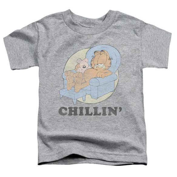 GARFIELD CHILLIN-S/S TODDLER T-Shirt