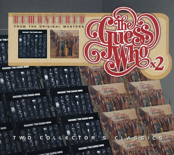 The Guess Who - Rockin/Flavours