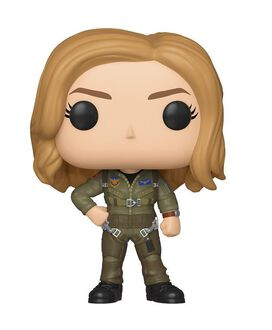 Funko Pop!: Captain Marvel - Carol Danvers