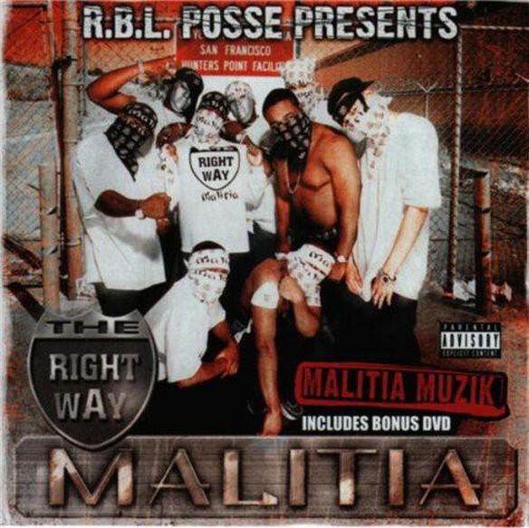 Rbl Posse Presents Malitia Muzik (W/Dvd)