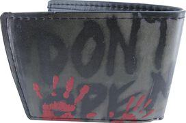 Walking Dead Inside Don't Open Bifold Wallet
