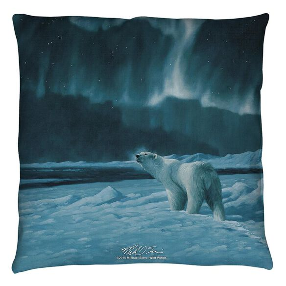 Wild Wings Polar Night Light 2 Throw