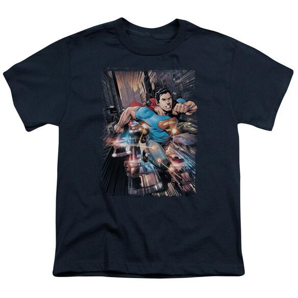 Superman Action Comics #1 Short Sleeve Youth T-Shirt