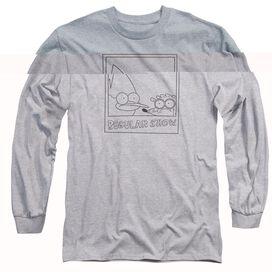 REGULAR SHOW POLOROID-L/S ADULT T-Shirt