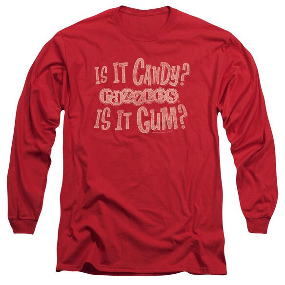 Razzles What Is This Long Sleeve Adult T-Shirt