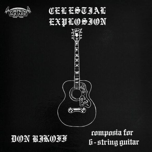 Don Bikoff - Celestial Explosion