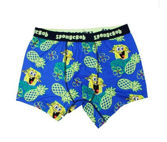 SpongeBob SquarePants - Pineapple Boxers