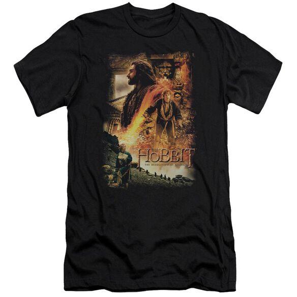 Hobbit Golden Chamber Short Sleeve Adult T-Shirt