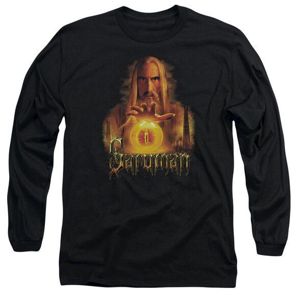 Lor Saruman Long Sleeve Adult T-Shirt