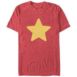 Steven Universe Star Heather T-Shirt