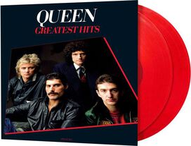 Queen - Greatest Hits [Exclusive 2LP Red Vinyl]