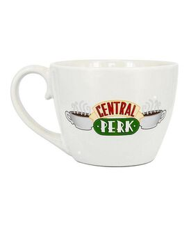 Central Perk Capucino Mug