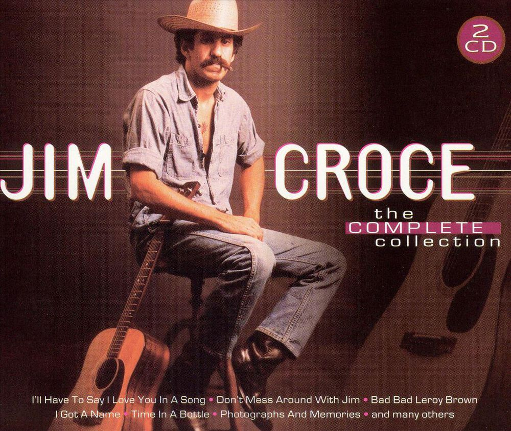 Complete Collection by Jim Croce - Used on CD | FYE