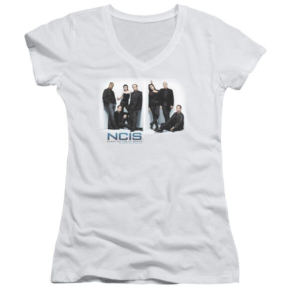 Ncis Room Junior V Neck T-Shirt