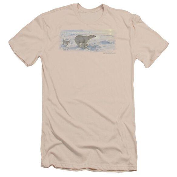 Wildlife On The Edge Short Sleeve Adult T-Shirt