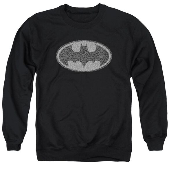 Batman Elephant Signal Adult Crewneck Sweatshirt
