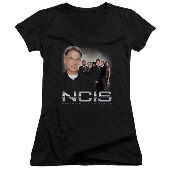 Ncis Investigators Junior V Neck T-Shirt