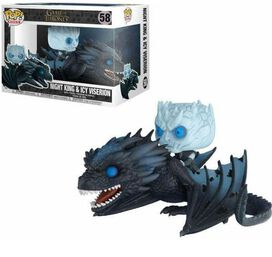 Funko Pop! Rides: Night King & Icy Viserion