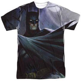 Infinite Crisis Batman Vs Joker Short Sleeve Adult Poly Crew T-Shirt