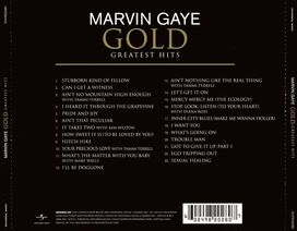 marvin gaye gold greatest hits