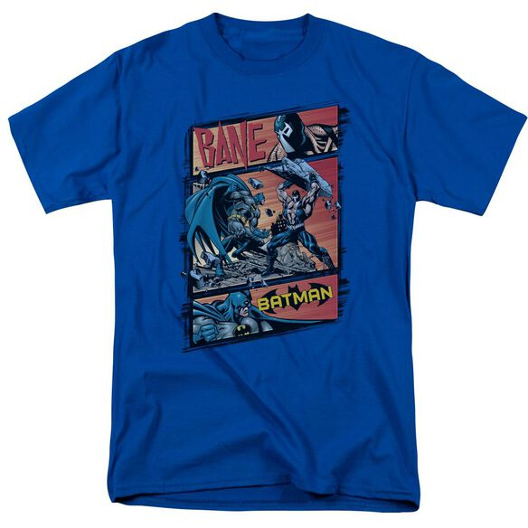BATMAN EPIC BATTLE - S/S ADULT 18/1 - BLACK T-Shirt