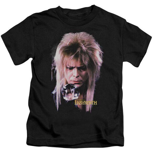 Labyrinth Goblin King Short Sleeve Juvenile T-Shirt
