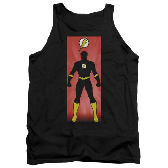 Jla Flash Block Adult Tank
