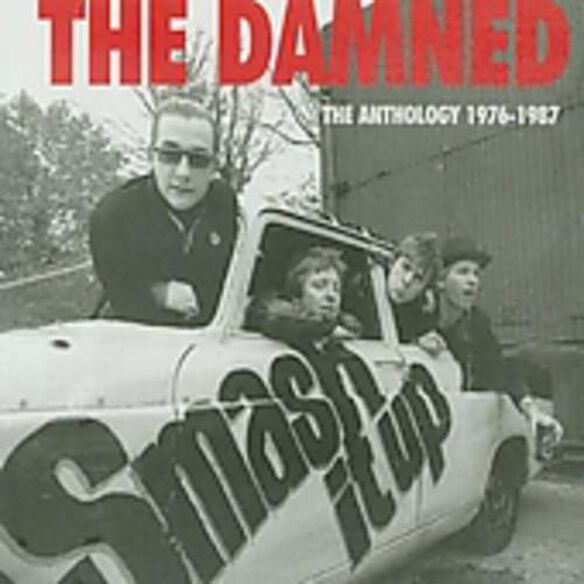 Anthology: 1976 86 Ten Years Of Anarchy Chaos (Uk)