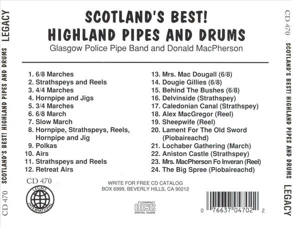 Scotland's Best! Highl199