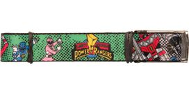 Power Rangers Morphin Time Green Mesh Belt