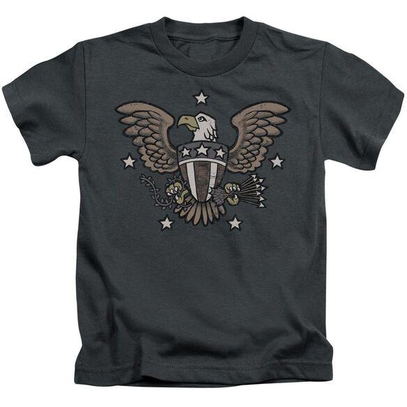 AMERICAN EAGLE - JUVENILE 18/1 - CHARCOAL - T-Shirt