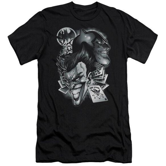 BATMAN ARCHENEMIES - S/S ADULT 30/1 - BLACK T-Shirt