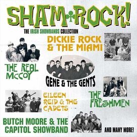 Various Artists - Sham Rock: Irish Showbands Go Pop!