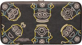 Despicable Me Minion Powered Clutch Wallet