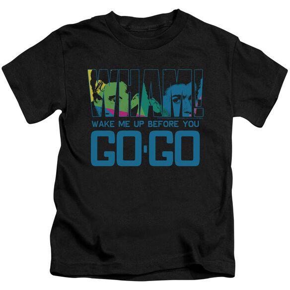 Wham Wake Me Up Before You Go Go Short Sleeve Juvenile T-Shirt