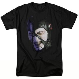 FARSCAPE KEEP SMILING - S/S ADULT 18/1 - BLACK T-Shirt