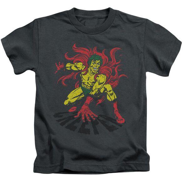 Dco Creeper Short Sleeve Juvenile Charcoal T-Shirt