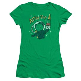 Astro Pop Astro Boy Short Sleeve Junior Sheer Kelly T-Shirt