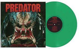 Alan Silvestri - Predator Original Motion Picture Soundtrack [Exclusive Green Predator Blood Vinyl]
