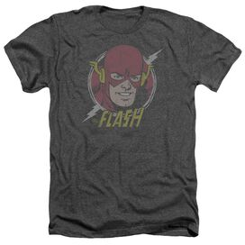 Dc Flash Vintage Voltage Adult Heather
